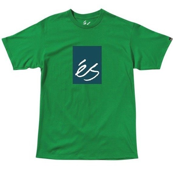 koszulka ES - MAINBLOCK (KELLY GREEN)