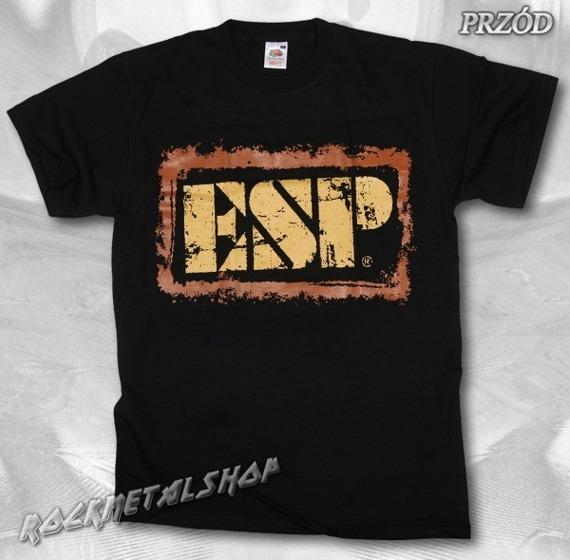 koszulka ESP - GUITARS & BASSES