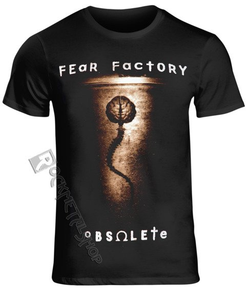 koszulka FEAR FACTORY - OBSOLETE