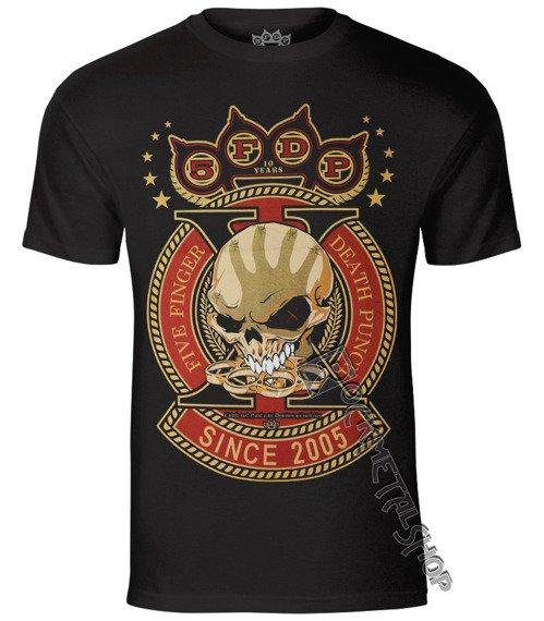 koszulka FIVE FINGER DEATH PUNCH - ANNIVERSARY X
