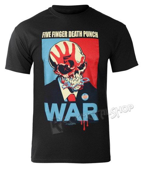 koszulka FIVE FINGER DEATH PUNCH - WAR