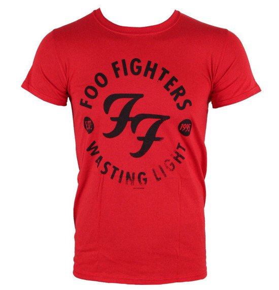 koszulka FOO FIGHTERS - WASTING LIGHT