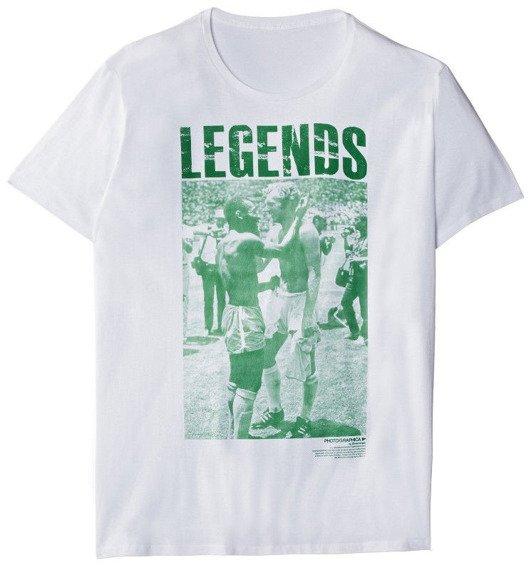 koszulka FOOTBALL LEGENDS - PELE & MOORE