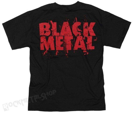 koszulka GOD FORBID - BLACK METAL