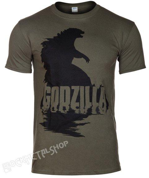 koszulka GODZILLA - SILHOUETTE