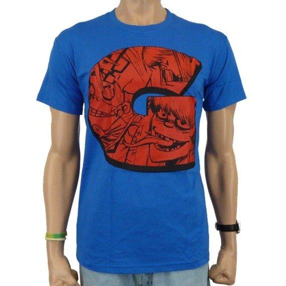 koszulka GORILLAZ - BIG G