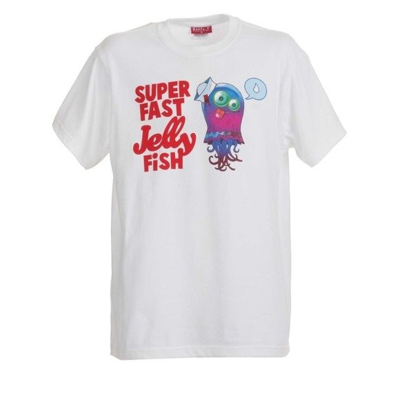 koszulka GORILLAZ - JELLYFISH
