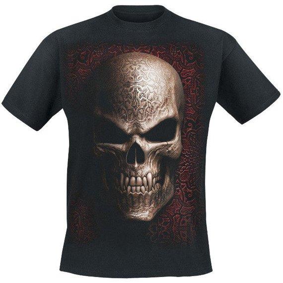koszulka GOTH SKULL