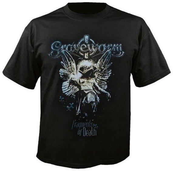 koszulka GRAVEWORM - FRAGMENTS OF DEATH