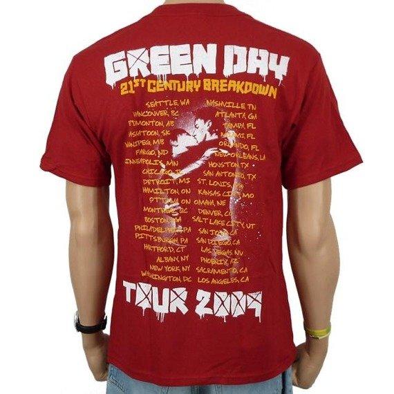 koszulka GREEN DAY - KISS 09