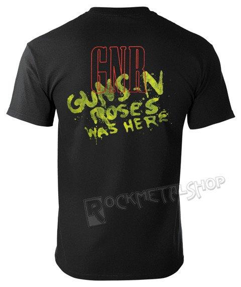 koszulka GUNS N' ROSES  - BLOODY BULLET