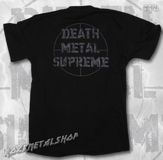 koszulka HAIL OF BULLETS - DEATH METAL SUPREME
