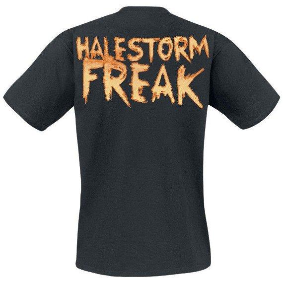 koszulka HALESTORM - FIRE SKULL