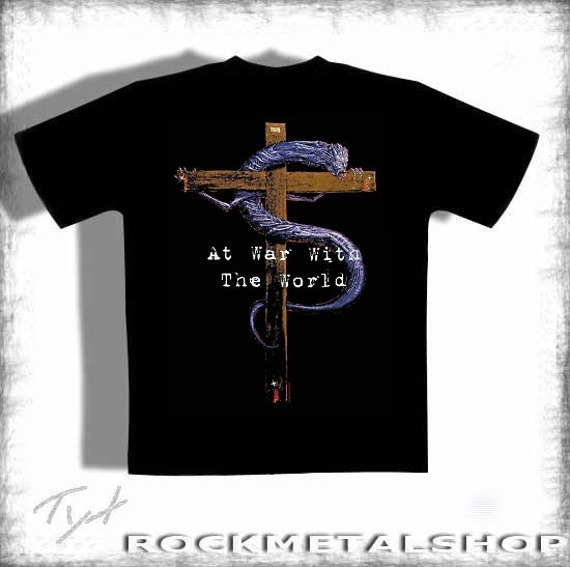 koszulka  HOLY TERROR -AT WAR