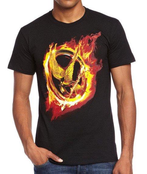 koszulka HUNGER GAMES - CATCHING FIRE - MOCKINGJAY