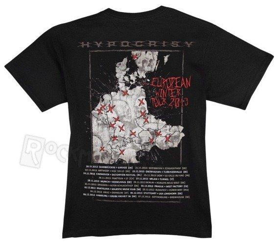 koszulka HYPOCRISY - HELL IS WHERE I STAY