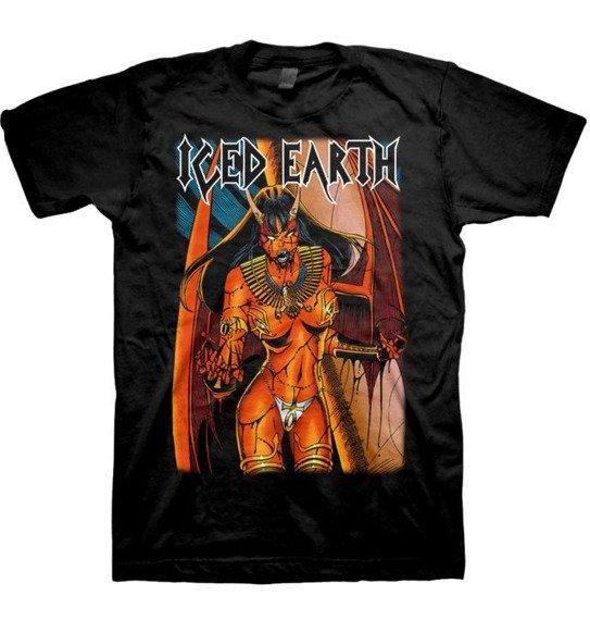 koszulka ICED EARTH - EGYPTIAN WOMAN