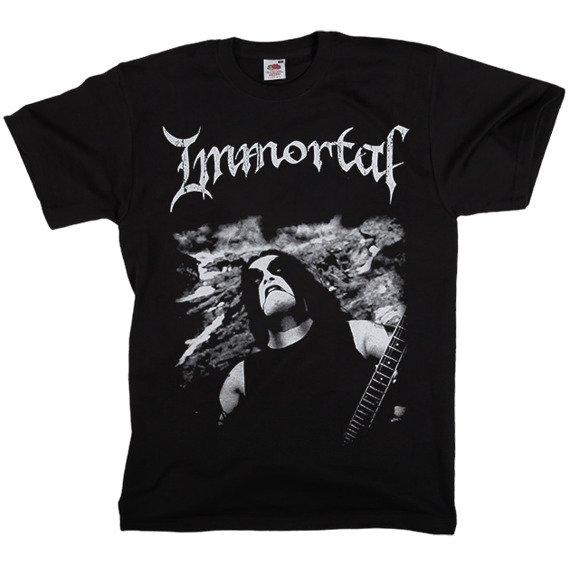 koszulka IMMORTAL - ABBATH