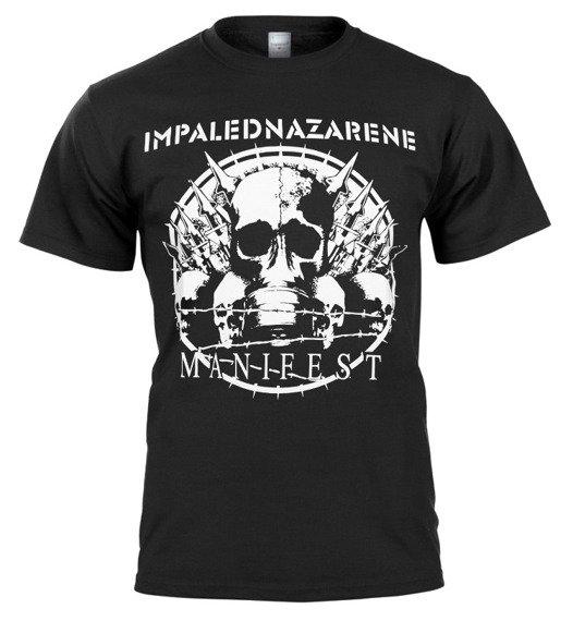 koszulka IMPALED NAZARENE - MANIFEST