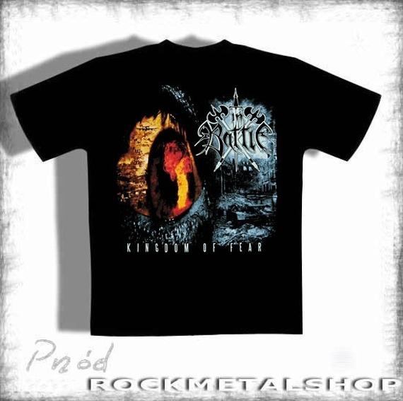 koszulka IN BATTLE-KINGDOM OF FEAR