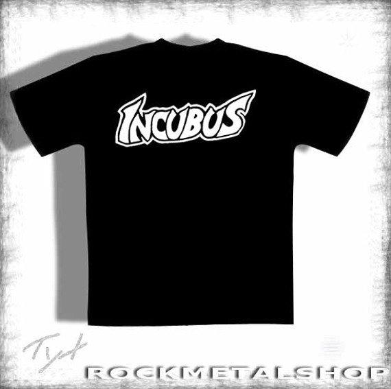koszulka INCUBUS - LOGO (USA)