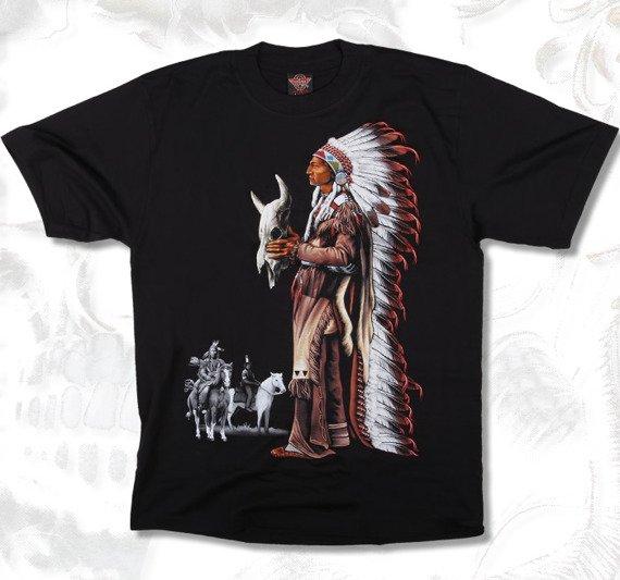 koszulka INDIAN CHIEF