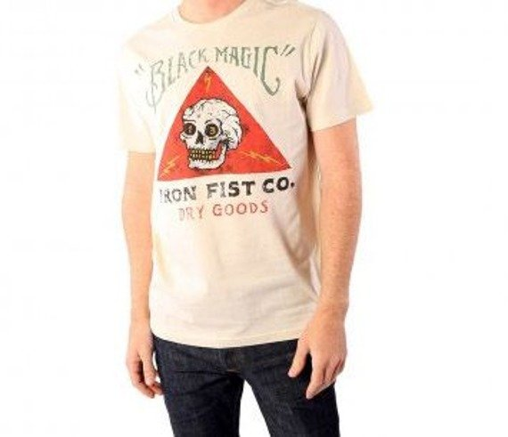 koszulka IRON FIST - BLACK MAGIC