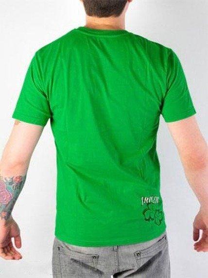 koszulka IRON FIST - LUCKY TO BE ALIVE (KELLY GREEN)