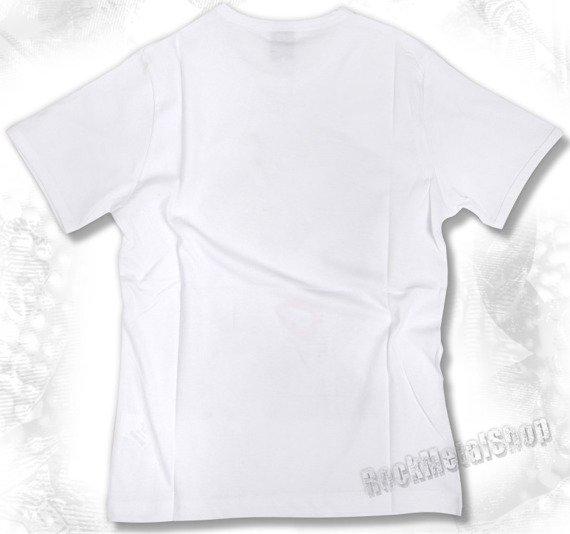 koszulka JIM MORRISON biała