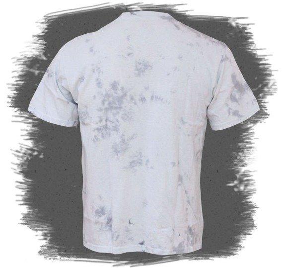 koszulka JIMMY PAGE - DOUBLE YOUR PLEASURE, barwiona