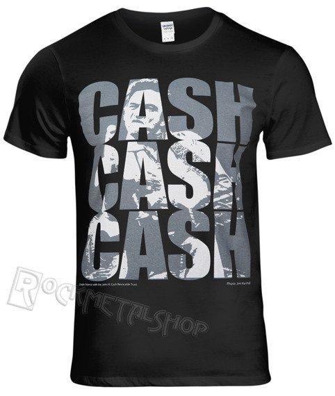 koszulka JOHNNY CASH - CASH CASH CASH