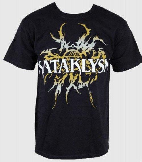 koszulka  KATAKLYSM - GOLD TRIBAL LOGO