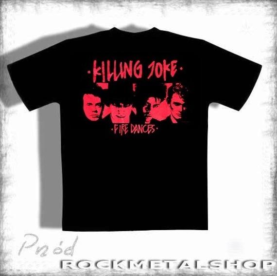 koszulka   KILLING JOKE -FIRE DANCES