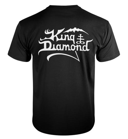 koszulka KING DIAMOND - DEMONFACE