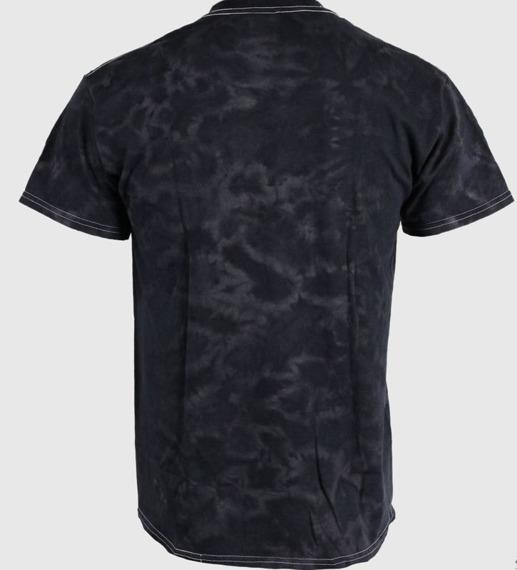 koszulka KISS - ROAD CREW 77, barwiona