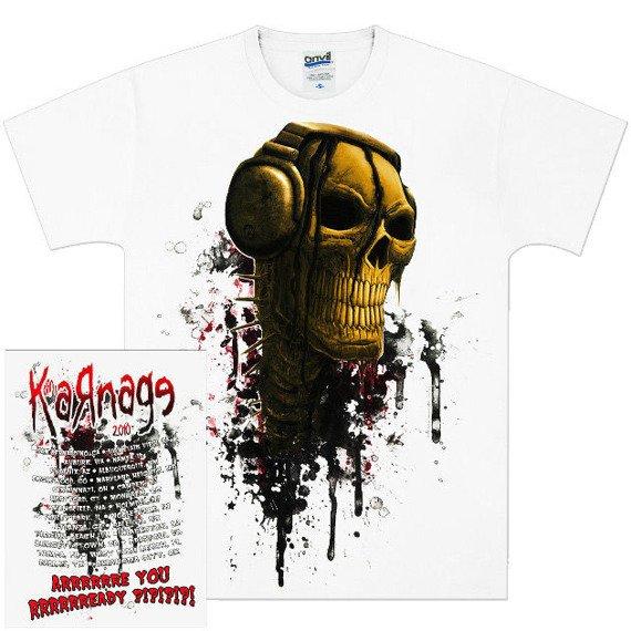 koszulka KORN - DJ DEATH
