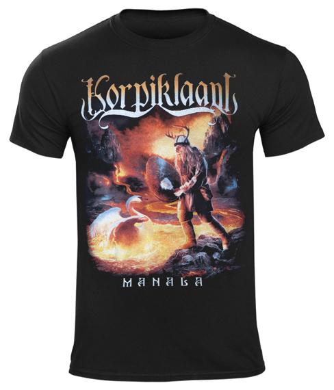 koszulka KORPIKLAANI - MANALA/TOUR