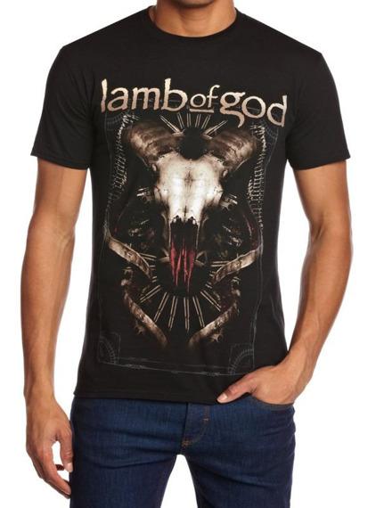koszulka LAMB OF GOD - TECH STEER