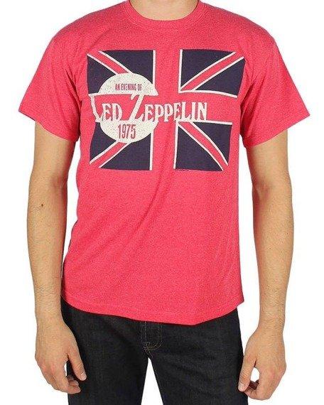 koszulka LED ZEPPELIN - EVENING OF LED ZEP 1975