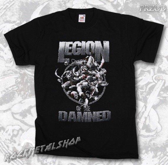 koszulka LEGION OF THE DAMNED - SLAUGHTERING THE PIGS