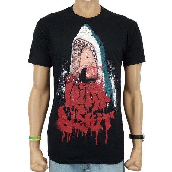 koszulka LIMP BIZKIT - SHARK ATTACK (BLACK)