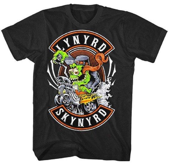 koszulka LYNYRD SKYNYRD - BREEZE MONSTER