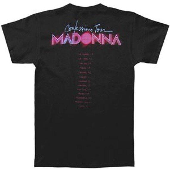 koszulka MADONNA - RED HEAD