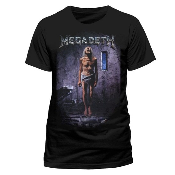 koszulka MEGADETH - COUNTDOWN 2