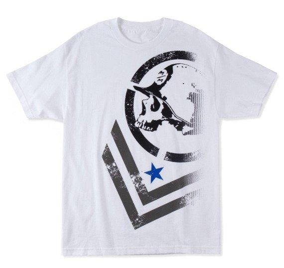 koszulka METAL MULISHA - DECLINE biała