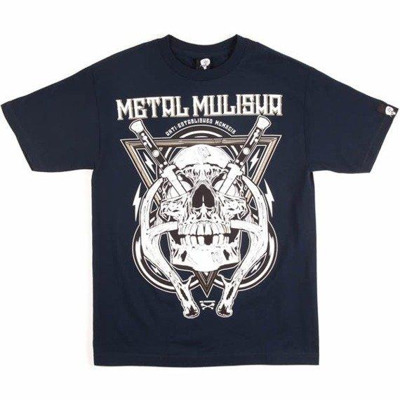 koszulka METAL MULISHA - HYDRO74-SWITCH navy
