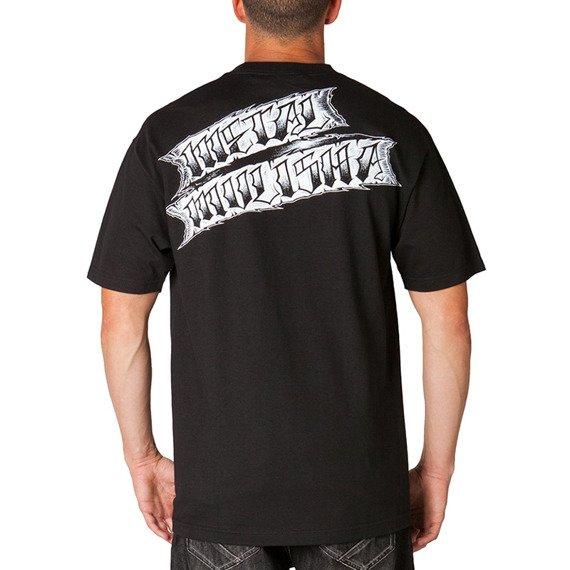 koszulka METAL MULISHA - PEELED czarna