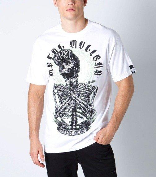 koszulka METAL MULISHA - REMAINS biała
