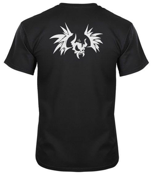 koszulka METALLICA - DEATH MAGNETIC zielona