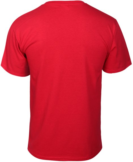 koszulka METALLICA - NEVER red